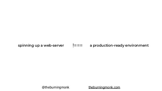 @theburningmonk theburningmonk.com traffic oh no… our server died!