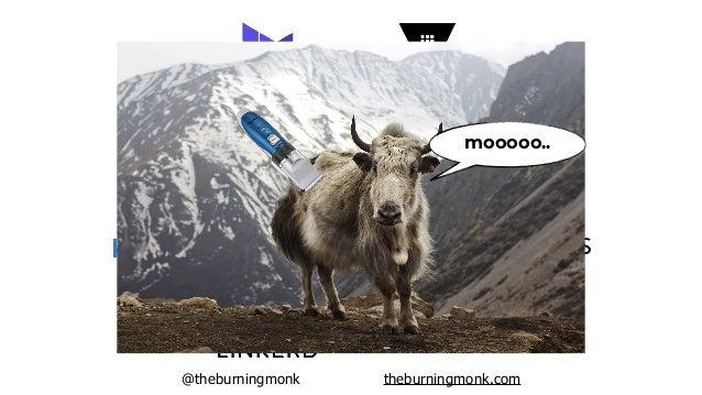 @theburningmonk theburningmonk.com leverage: do more with less