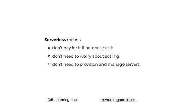 "@theburningmonk theburningmonk.com ""Function-as-a-Service"" AWS Lambda Azure Functions Google Cloud Functions Auth0 Webtask..."