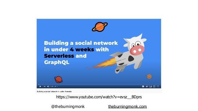 """@theburningmonk theburningmonk.com the backend should """"just work"""""""