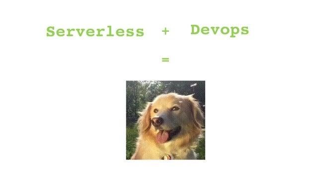 Serverless and CI/CD Slide 3
