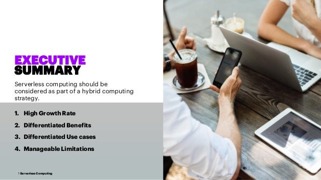 Serverless Computing Slide 2