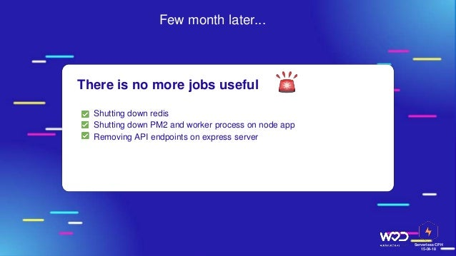 Serverless CPH 15-04-18 There is no more jobs useful Shutting down redis Shutting down PM2 and worker process on node app ...