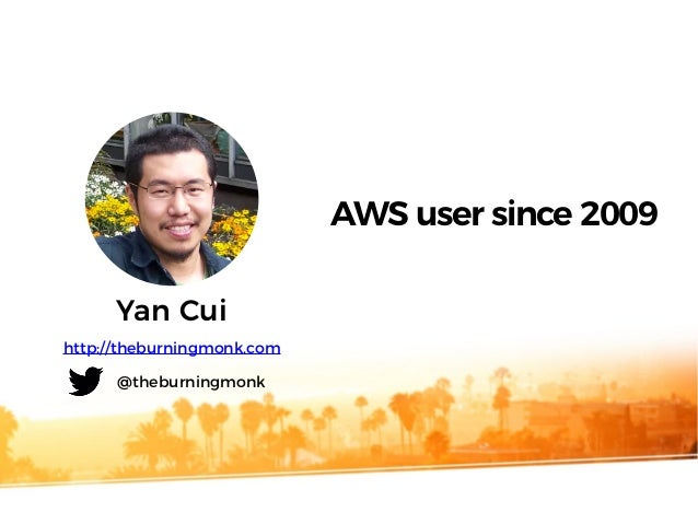 Serverless in production, an experience report (Going Serverless) Slide 2