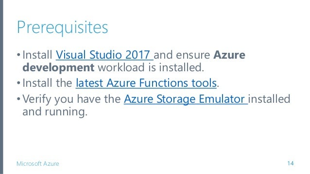 Serverless Orchestration with Azure Durable Functions