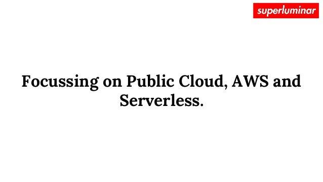 The Real Crash >> Serverless Vs Developers The Real Crash