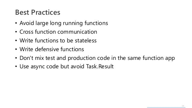Serverless with Azure Functions