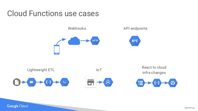 Serverless with Google Cloud