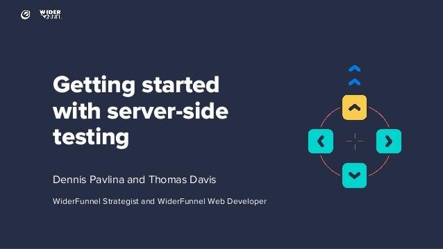 Server Testing