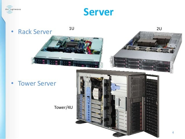 Servers Technologies And Enterprise Data Center Trends