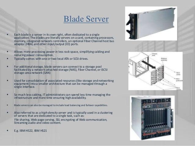 8 Blade Server