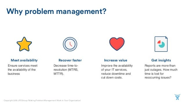 Problem Management: Making Problem Management Work For Your Organization
