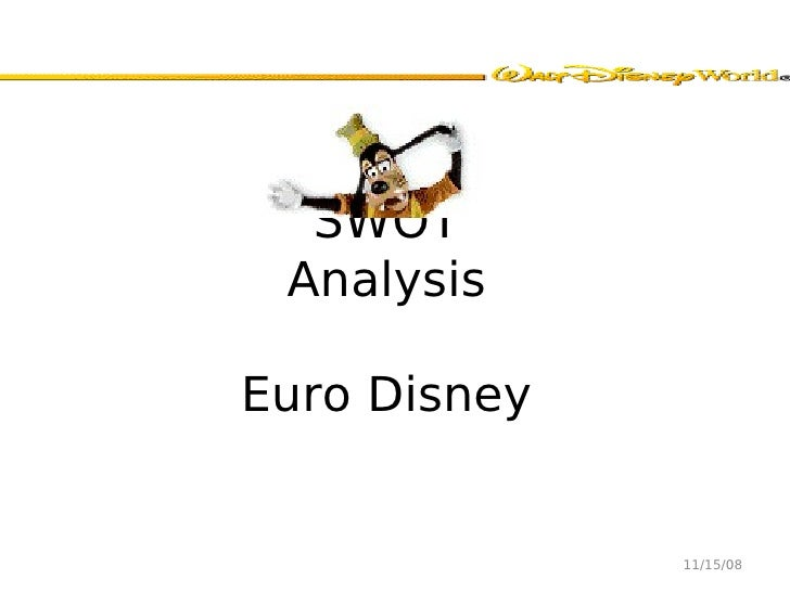 Euro Disney or Euro Disaster? - Harvard Business Review