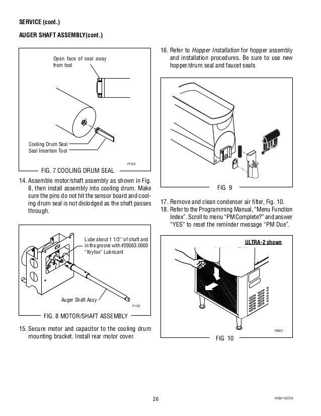 bunn ultra 2 slush machine service and repair 26 638?cb=1440151015 bunn ultra 2 slush machine service and repair  at webbmarketing.co