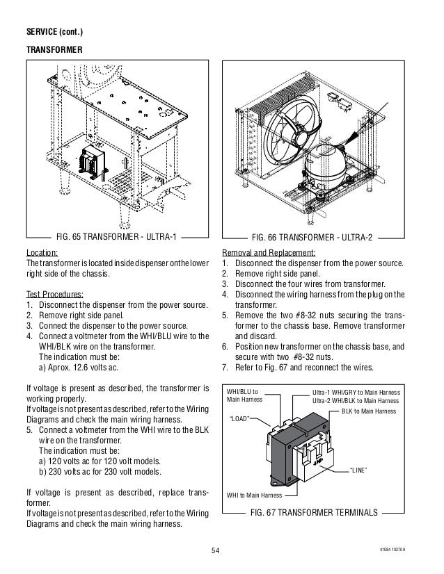 bunn ultra 2 slush machine service and repair 54 638?cb=1440151015 bunn ultra 2 slush machine service and repair  at webbmarketing.co