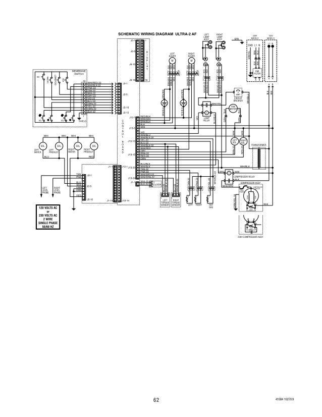 bunn ultra 2 slush machine service and repair rh slideshare net Bunn-O-Matic Corporation Bunn Coffee Maker Problems