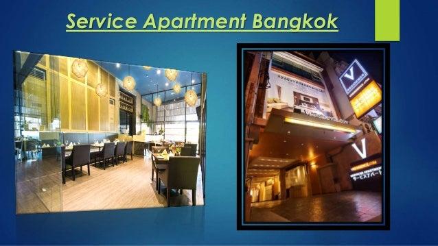 Service apartment bangkok