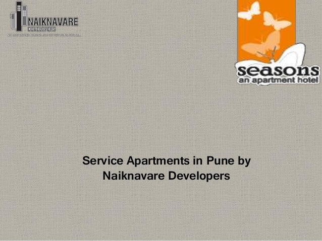 Service Apartments in Pune by Naiknavare Developers