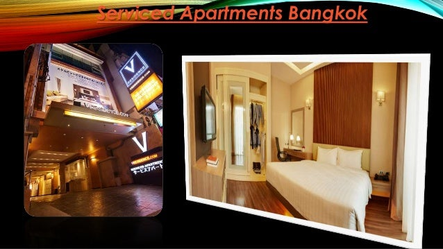 Serviced apartments bangkok