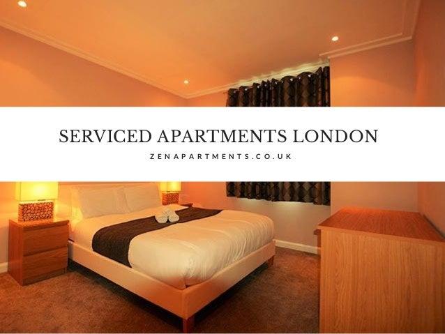 SERVICED APARTMENTS LONDON Z E N A P A R T M E N T S . C O .