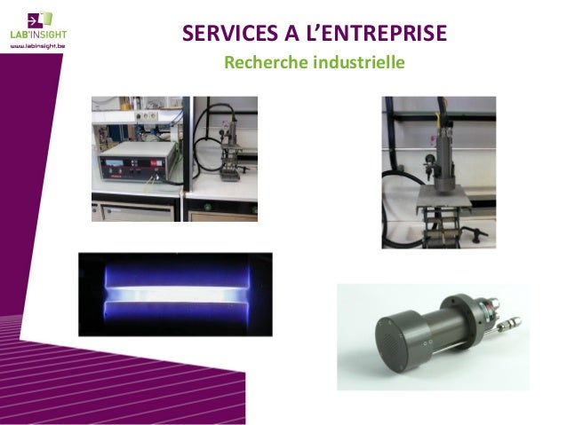 service de chimie analytique et chimie des interfaces