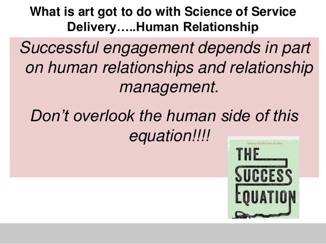 customer relationship management is the art and science of coaching