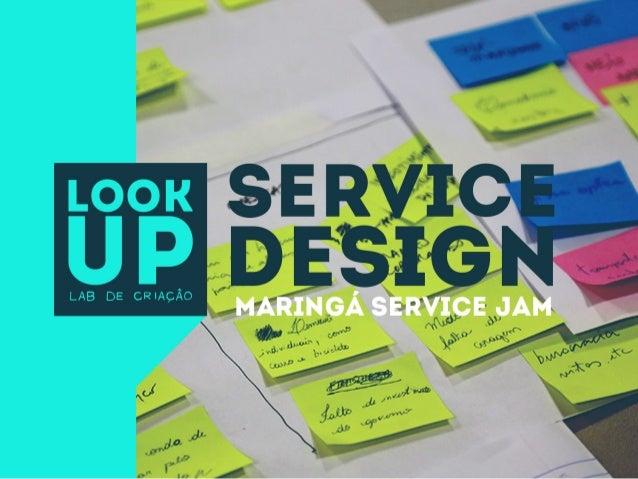 Service Design   Design Thinking
