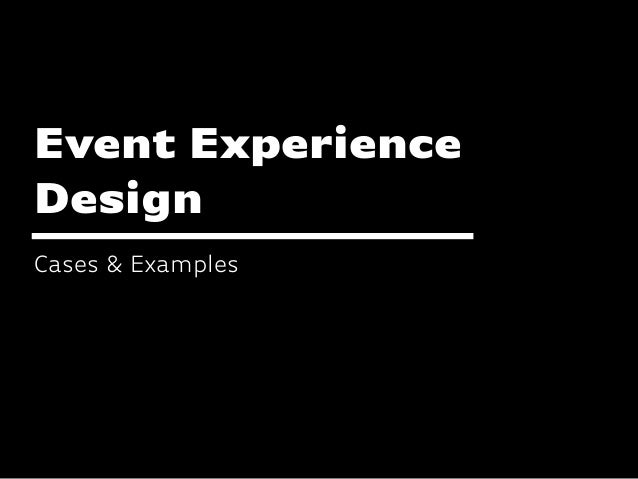 Katharina-Paulus-Str. Event Experience Design Cases & Examples