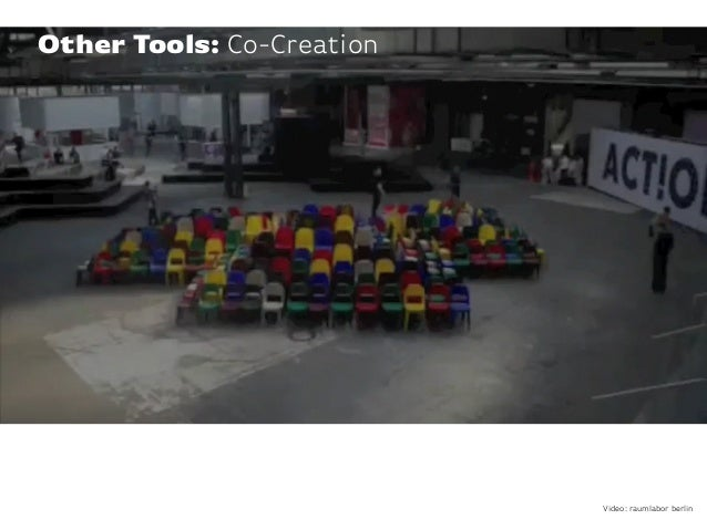 Video: raumlabor berlin Other Tools: Co-Creation