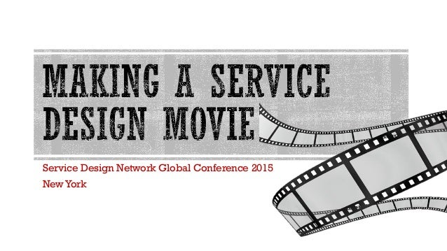 Service Design Network Global Conference 2015 New York