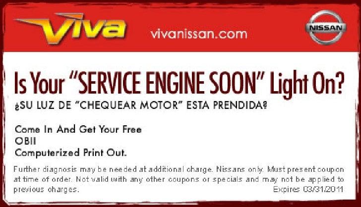 Nissan Rogue Service Engine Soon Light Autos Post