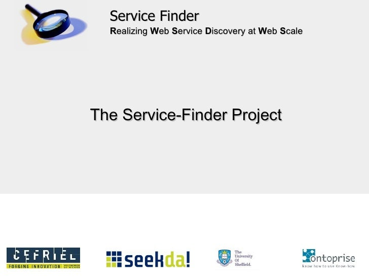The Service-Finder Project