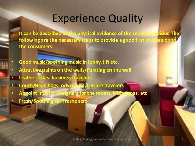 Dissertation review service quality hospitality industry