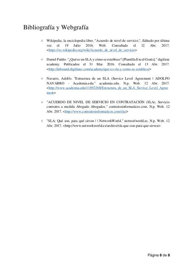 Servicelevel Agreement Wikipedia 9438480 Academia Salamancafo