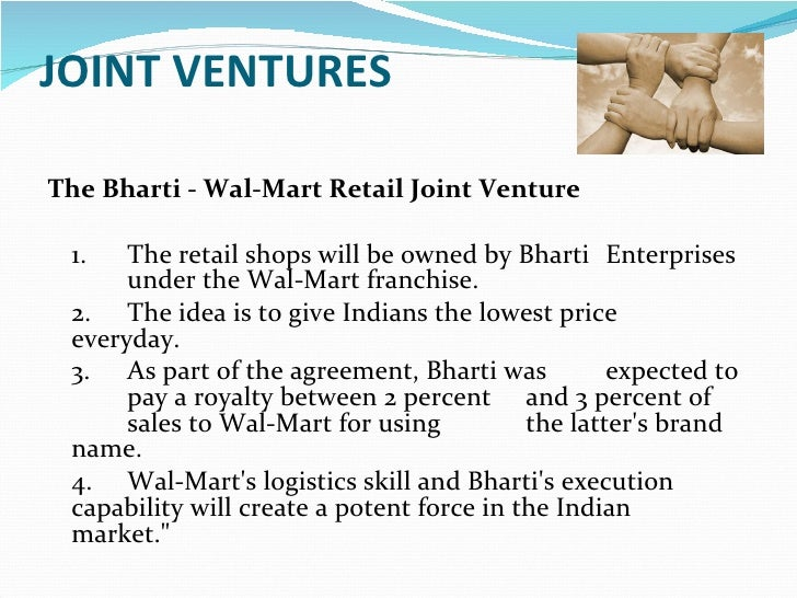 wal mart and bharti transforming retail in Sunil bharti mittal  bharti tied up with wal-mart, the us retail giant,  sunil mittal announced that he would be joining the board of oneweb,.
