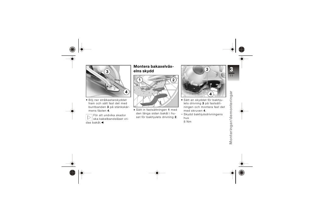 Service Manual Hp2 Enduro 2006
