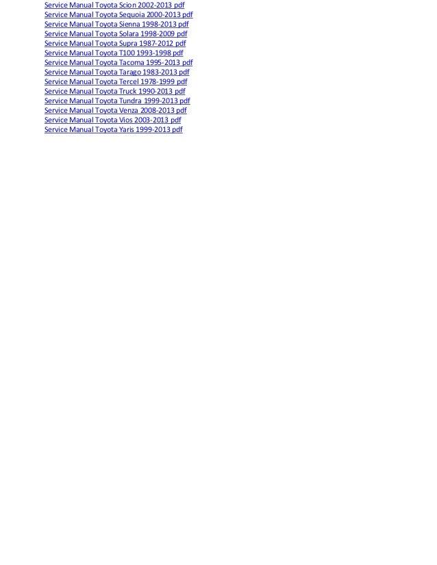 2013 nissan leaf repair manual