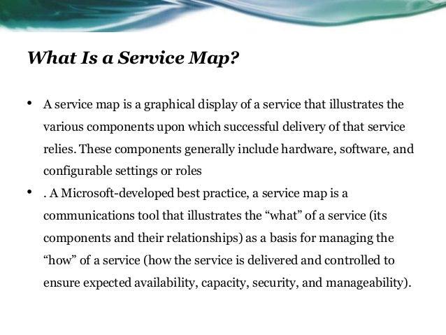 Service Mapping on service art, service maps, service games, service evaluation, service word cloud, service drawing, the service encounter, service teams, service selection, service zones, remote field service, the service profit chain,