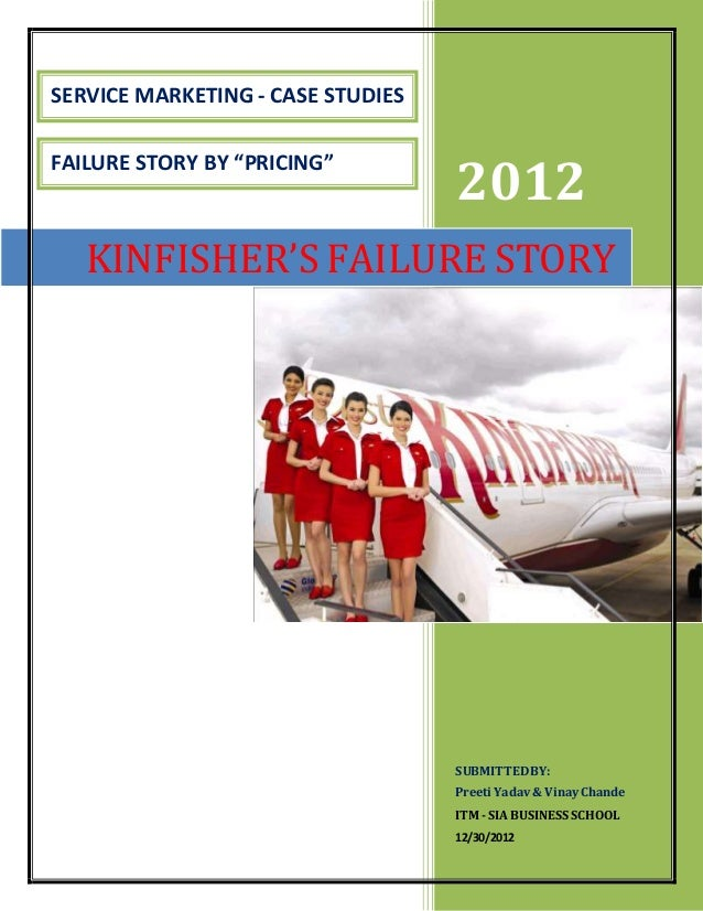kingfisher case study