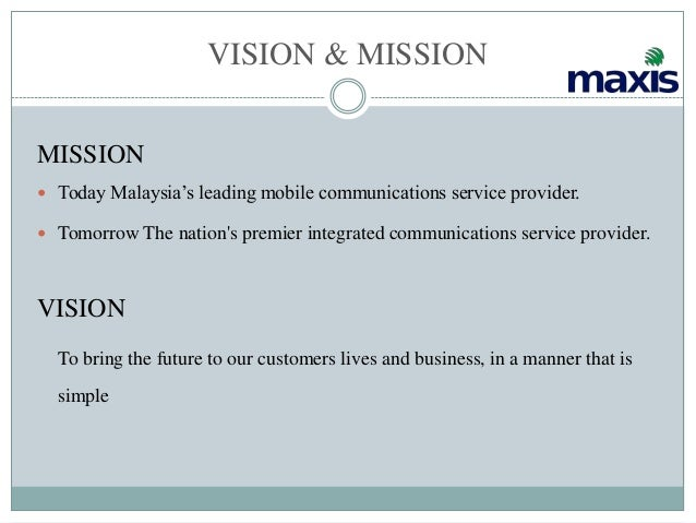 Market analysis of malaysian mobile phone service provider berhad