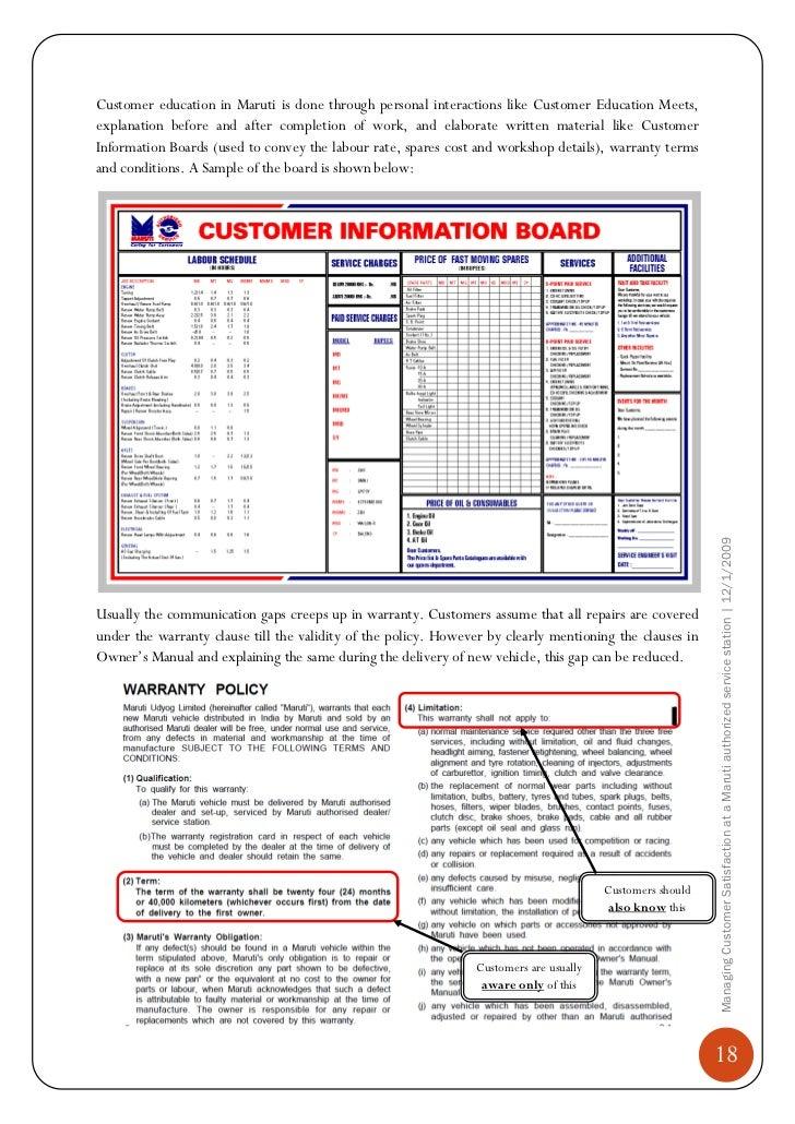 Service Marketing Management Managing Customer