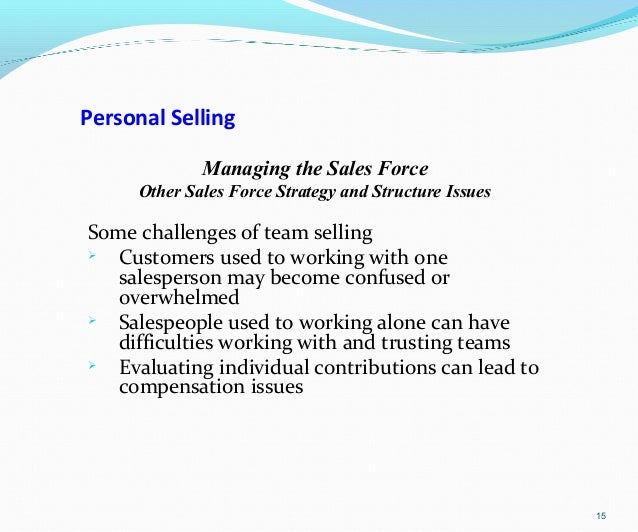 challenges of sales promotion