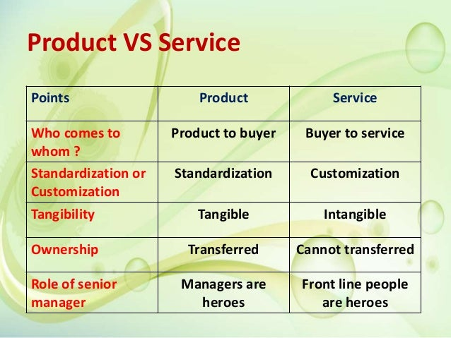 marketing products vs marketing services These content vehicles allow service marketers to showcase their  products  consulting service for large businesses vs smaller firms, inbound.
