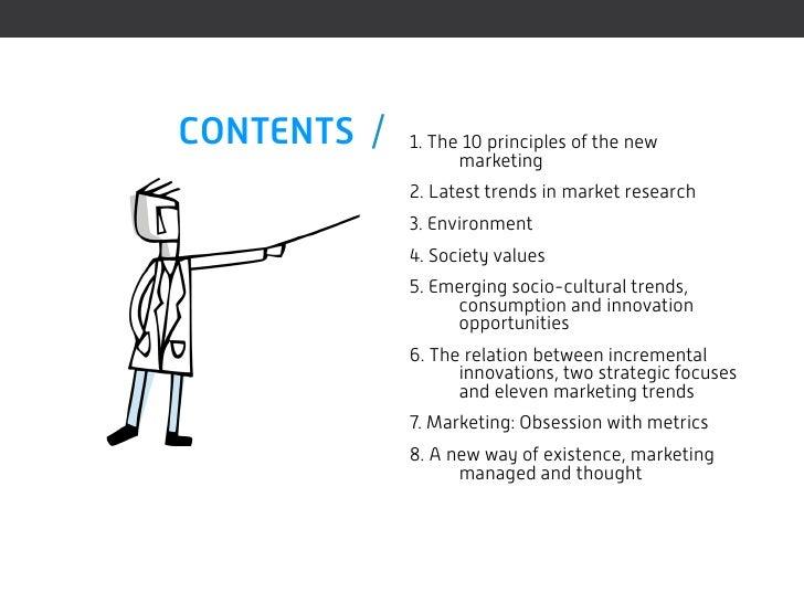 Service marketing trends 2011 Slide 2