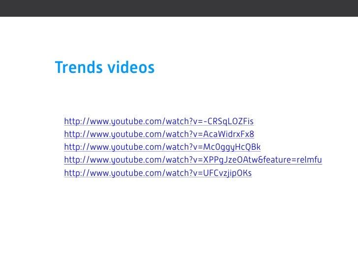 Service marketing trends 2011 Slide 3