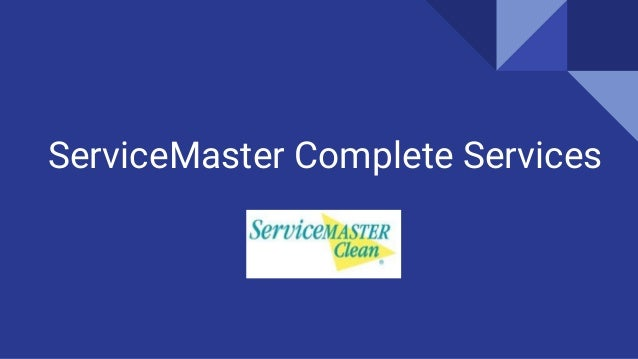 ServiceMaster Complete Services