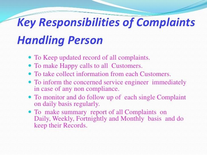 Customer service powerpoint presentation