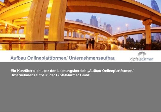 Master-Untertitelformat bearbeiten Aufbau Onlineplattformen/ Unternehmensaufbau Ein Kurzüberblick über den Leistungsbereic...