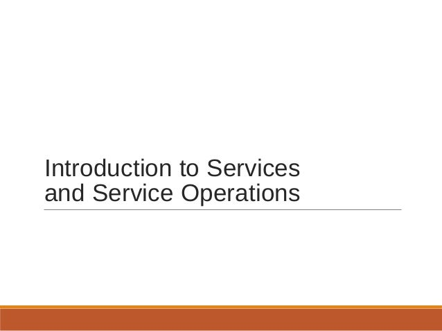 service operation management Service operations and management is the industry's most comprehensive solution for delivering excellent mobile broadband service experiences nokia's new service operations and management.
