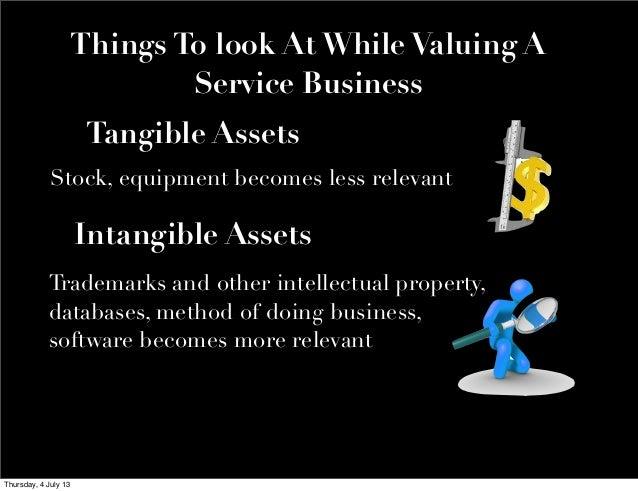 Value a Service Business Slide 3